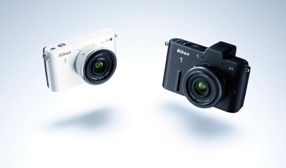 Nikon1 J1 and V1