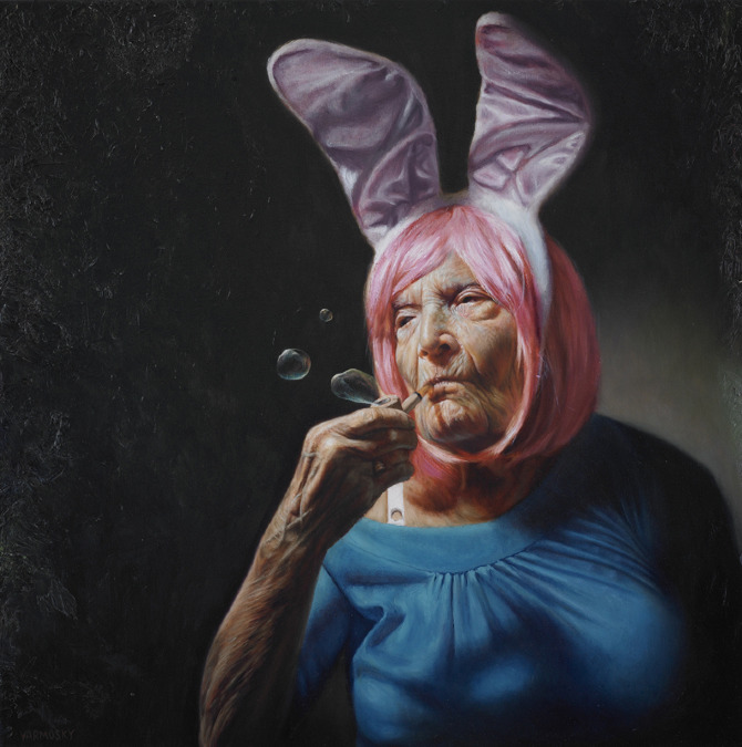 Haughty Elaine by Jason Bard Yarmosky