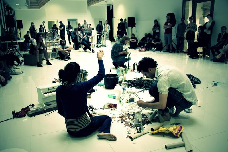Tim Yates, Noura Sanatian & Benedict @ Sound Fjord