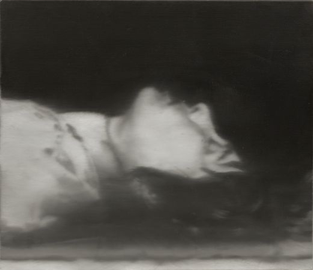 Dead - 1988 by Gerhard Richter
