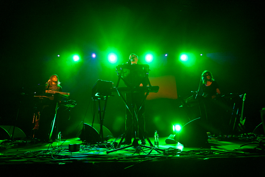 John Foxx & The Maths (photo by Unsound Festival - Anna Spysz)