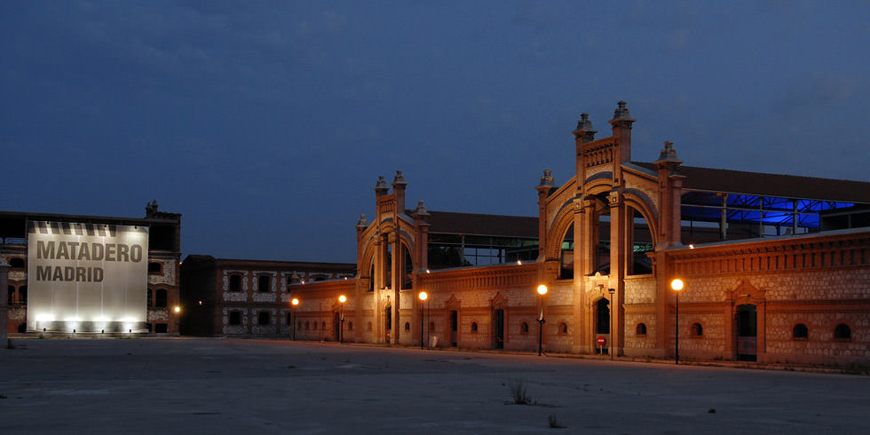 Madrid's Matadero (slaughterhouse) now the city's biggest cultural hub
