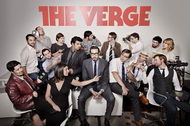 The Verge team