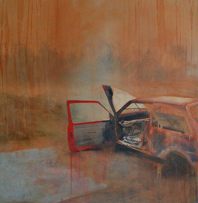 Carcas, 2010 by Nicholas McLeod