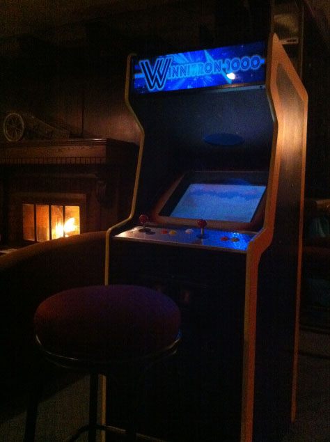 the original Winnitron 1000 at LowPub