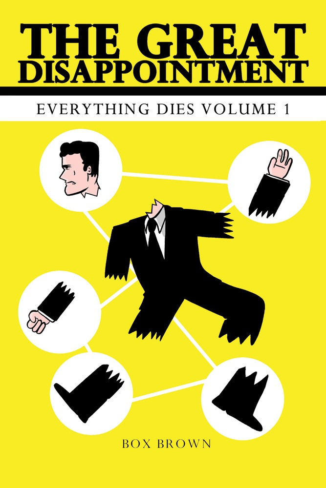 Everything dies gets an anthology