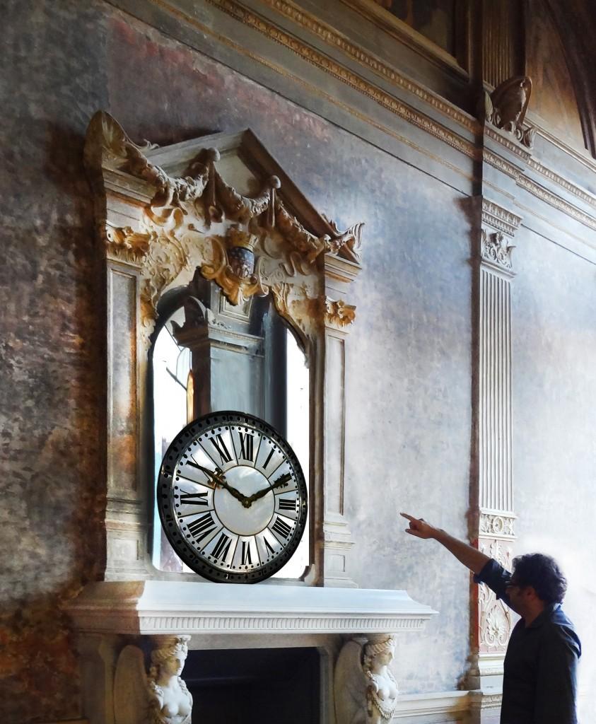 Horloge 2067 by David Guez