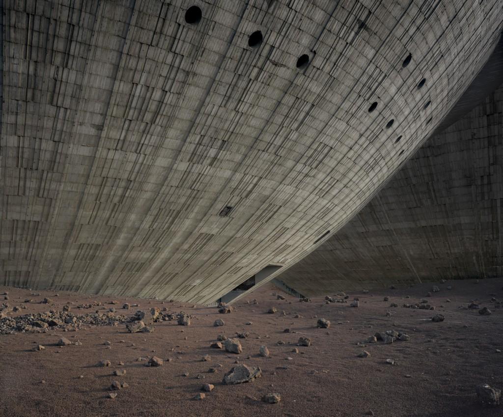 David de Beyter - Flying Saucer - 2010 (photo via Festival Circulation)