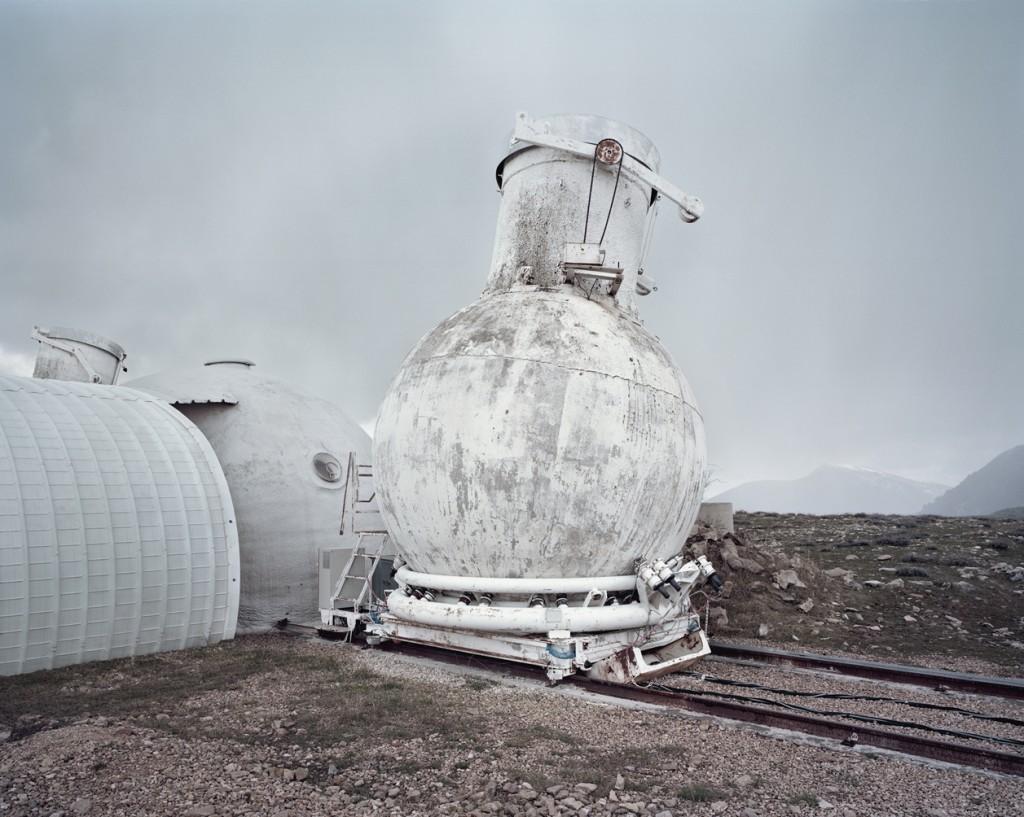 David de Beyter - Observatory - 2010 (photo via Festival Circulation)