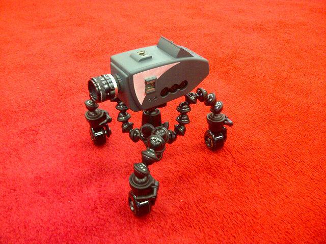 Digital Bolex D16 prototype