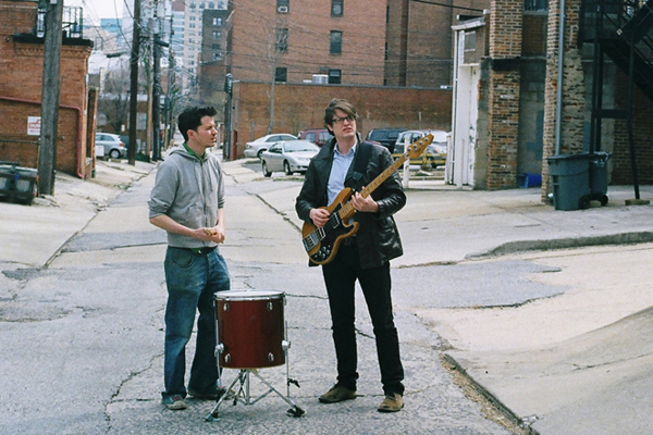 Ed Schrader's Music Beat. Photo Courtesy of Upset the Rhythm.
