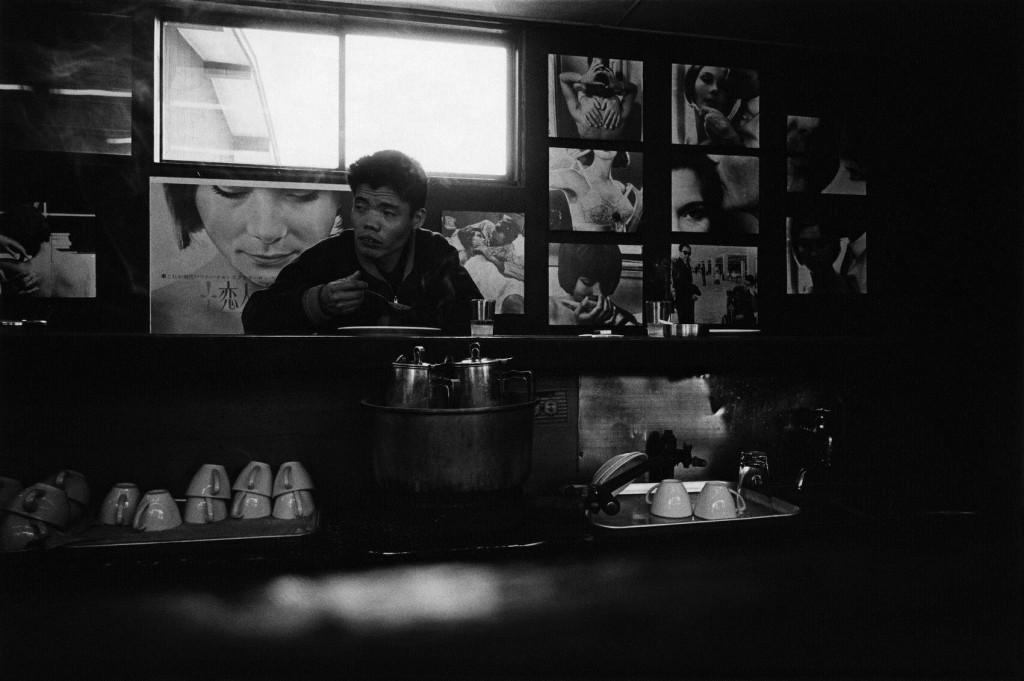 Bar Toyota Shinjuky Neighbourhood - (c) Yutaka Takanashi 1965 (image courtesy of HCB Foundation)