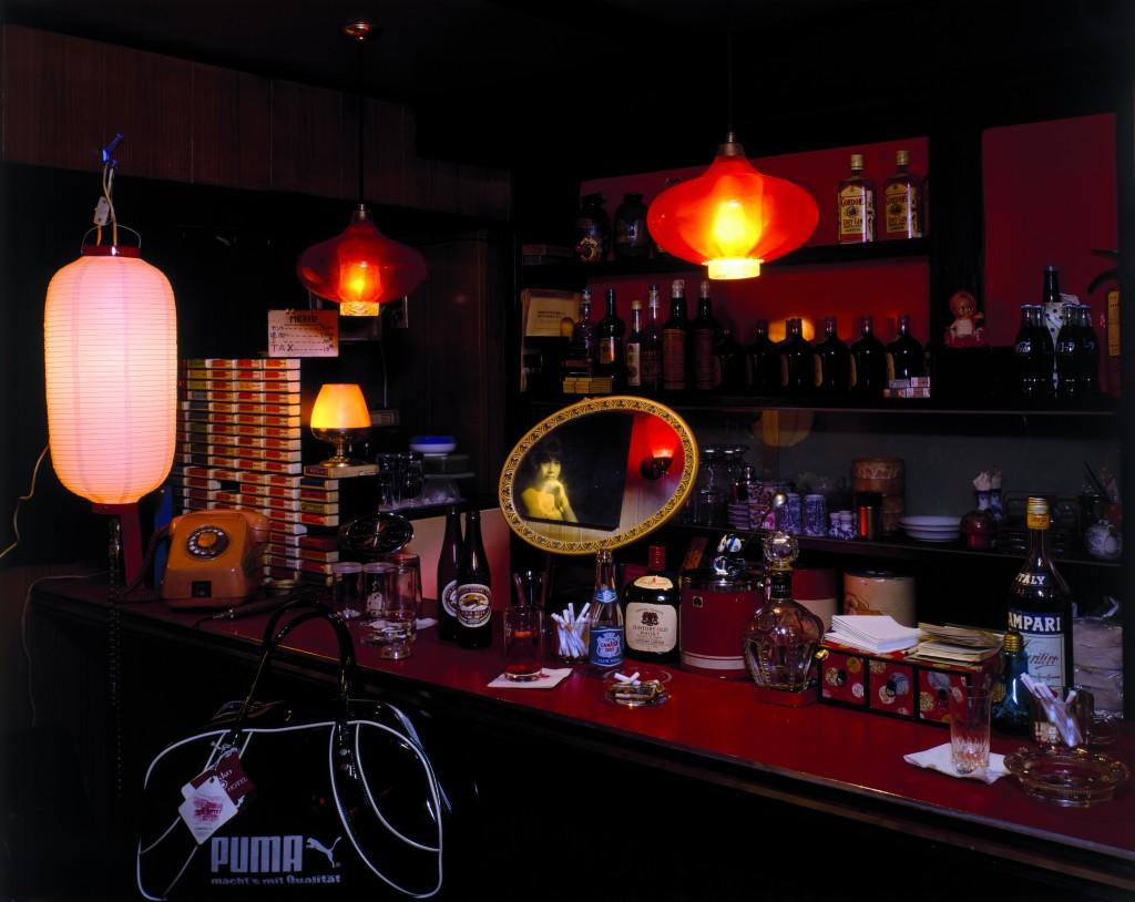 Bar Hakata - (c) Yutaka Takanashi (image courtesy of HCB Foundation)