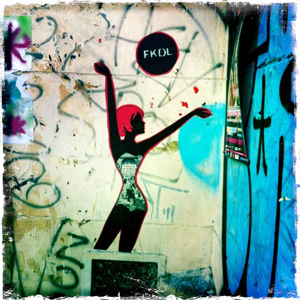 FKDL - one of his 2012 Parisian summer works