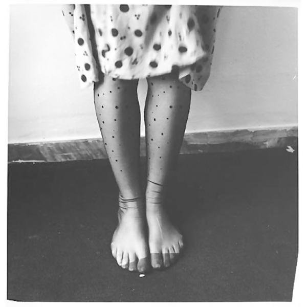 Francesca Woodman - Untitled, New York (Galerie Hubert Winter)