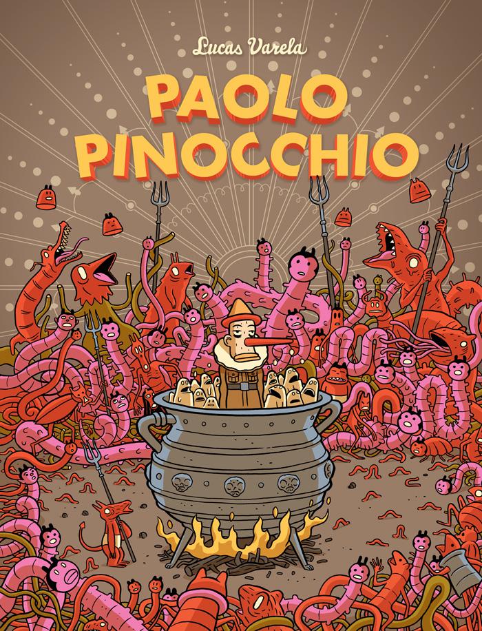 PPinocchio cover