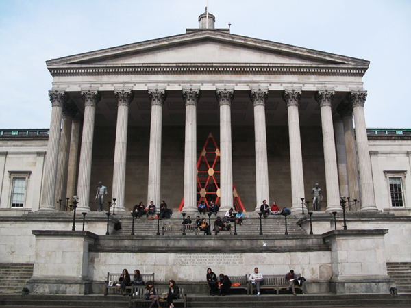 The Slade at UCL (Emily Joy Stokes, 'Homage to Gaius Cestius')