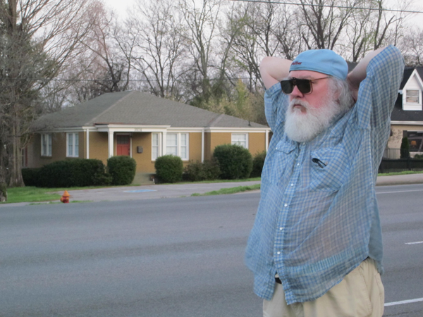 R Stevie Moore. Image courtesy of R Stevie Moore.