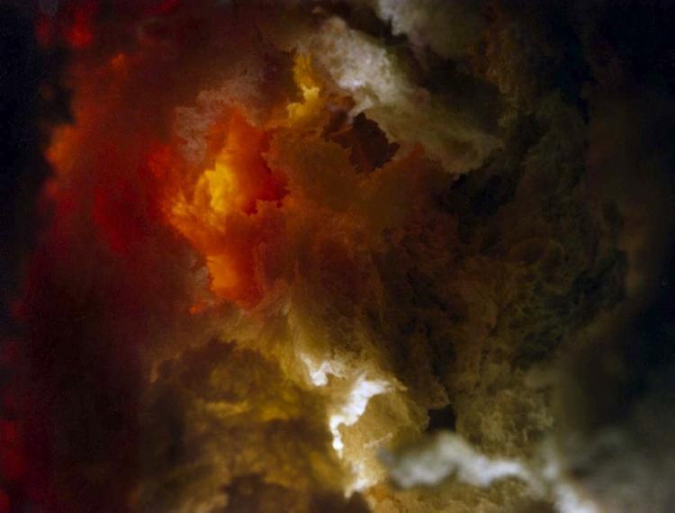 Au centre de la Terre II by Nadege Meriau (2012)