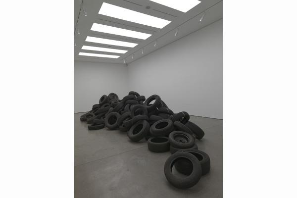 Damián Ortega, 'Congo River' (2012). Image courtesy of White Cube.