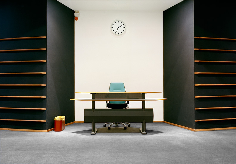 EU Parliament, Brussels, Paul-Henri Spaak Building, Room 03H01 - by Paula Gotazar (Common Space Series)