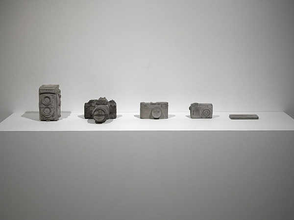Damián Ortega, 'Fossilised' (2012). Image courtesy of White Cube.