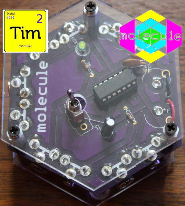 Molecule Timer (all images via Molecule Synth)