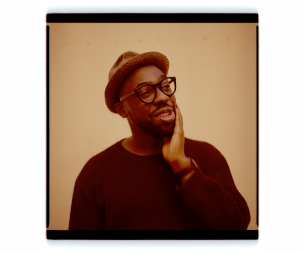 Ghostpoet. Photo by Mauro Puccini.