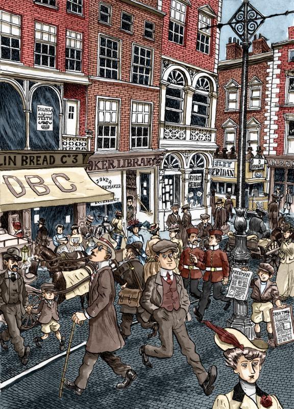 Dublines alternative cover
