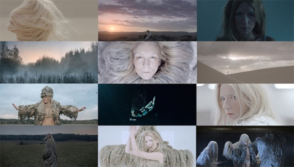 iamamiwhoami. Photo by iamamiwhoami.