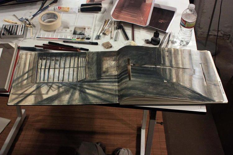 In The Box Beneath the City (Joshua Hagler - image via Alter Space)
