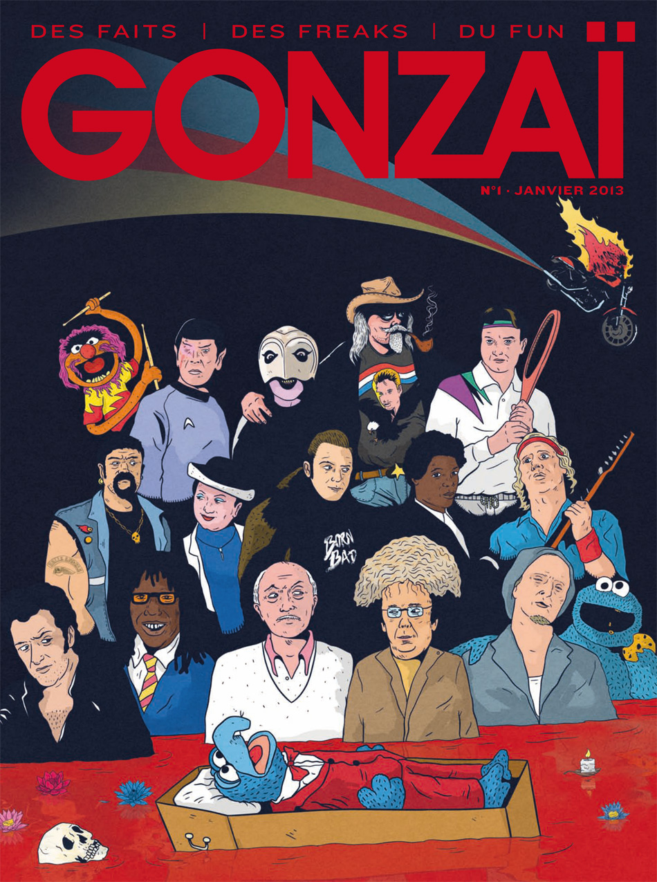 Gonzai cover