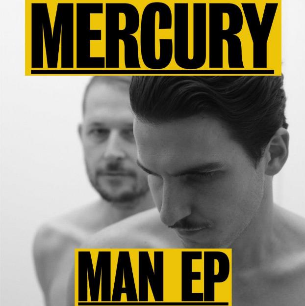 Mercury Man EP Cover