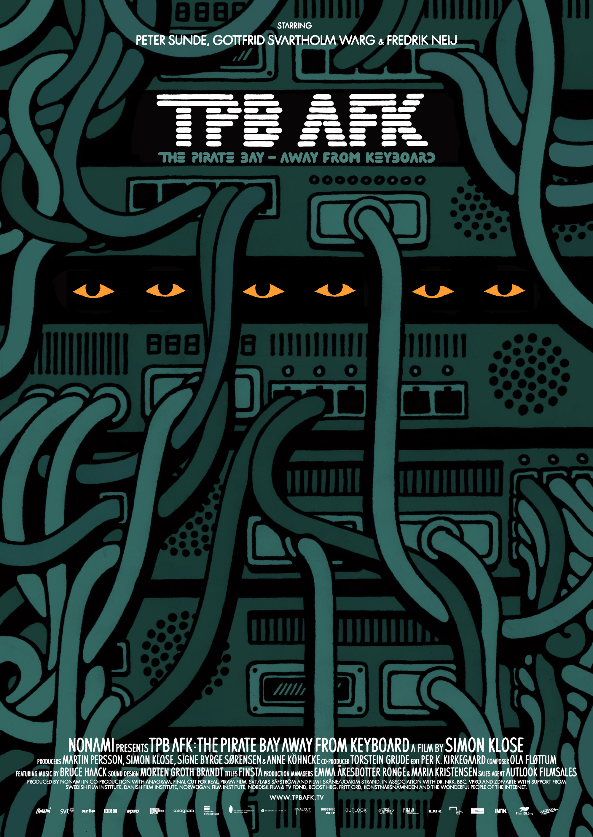 TPB AFK Poster