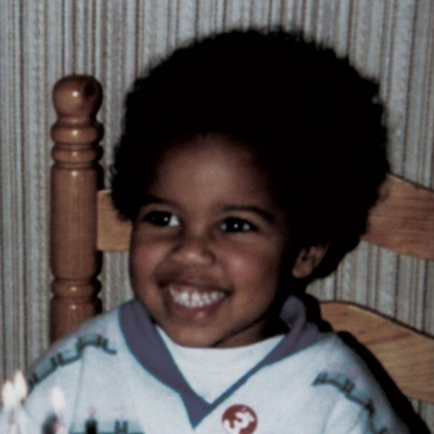 Young Fathers - Tape one cover