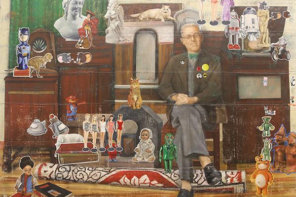 Armando Romero - The collector - 2007 (photo by Kala Court)