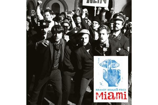 Brandt Brauer Frick's Miami abum cover.