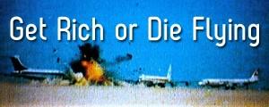 Johan Grimonprez. Get Rich or Die Flying.