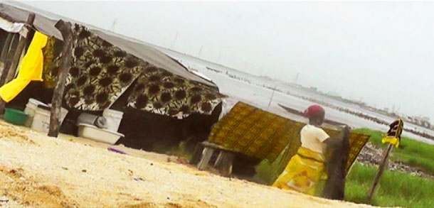 Karimah Ashadu, 'Lagos Island'. (2012). Film still.  Image courtesy of the artist.
