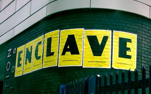 Enclave.