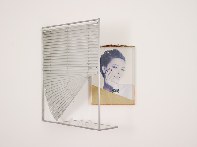 Gabriele Beveridge, 'Mostly that your face is like the sky behind the Holiday Inn' (2013).