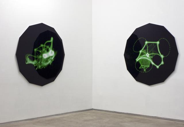 Luca Pozzi, 'Dragon's Eyes' (2012). Image courtesy the artist.