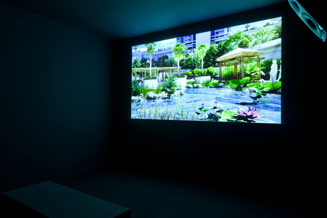 Hito Steyerl, 'How Not to Be Seen: A Fucking Didactic Educational .MOV File' (2013). Image courtesy the artist and ICA.