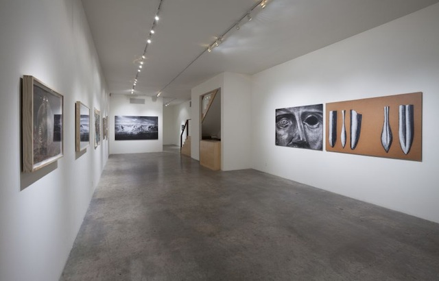 The Opposite of the Opposite, installation view. Image courtesy Steve Turner Contemporary.