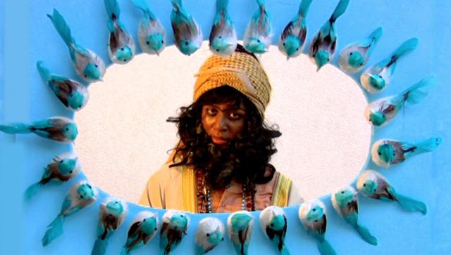 Monira Al Qadiri, Still from 'Wa Waila (Oh Torment)' (2008).