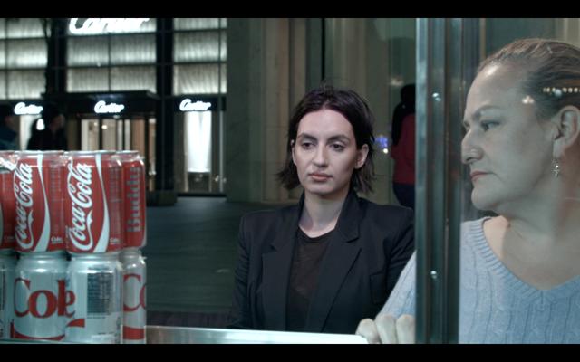 Maja Cule, 'Facing the Same Direction' (2014). Film still. Courtesy the artist.