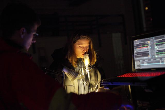 Anne de Boer + Eloise Bonnevoit, 'Shroom Music & Myco_educational_VJ-set' (2014). Courtesy Helen Kaplinsky.
