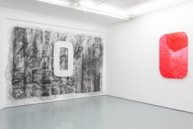 Matt Ager, 'Suzuki Montage' (2014) @ Space in Between. Exhibition view. Courtesy the gallery.