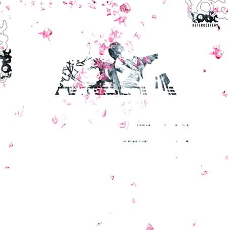 Heterocetera EP cover (back). Artwork by Alberto Troia.