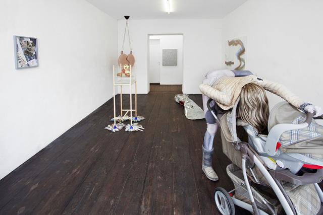 X is Y (2015). Exhibition view. Courtesy Sandy Brown, Berlin.